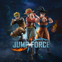 Icon: JUMP FORCE