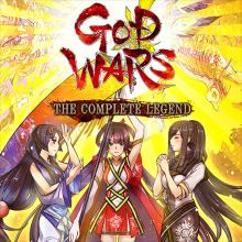 Icon: GOD WARS The Complete Legend